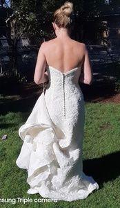 Demetrios Wedding Dress!